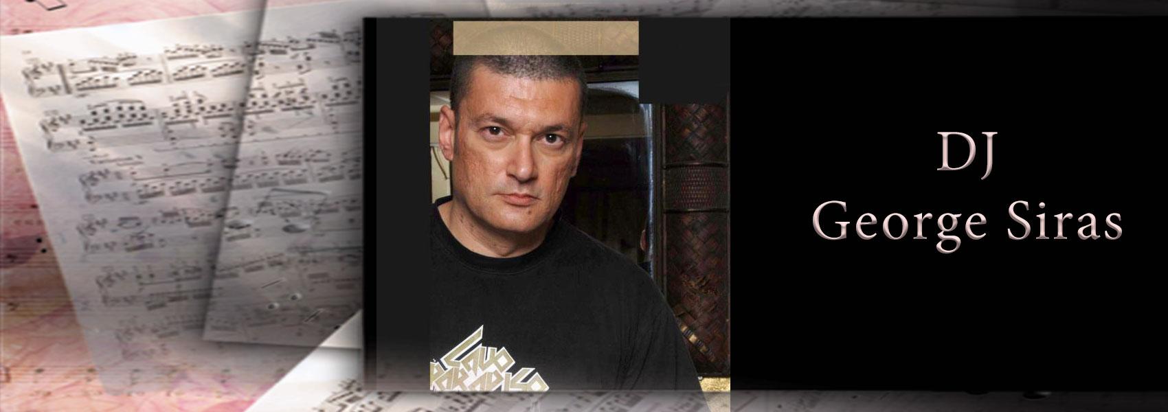 DJ GEORGE SIRAS